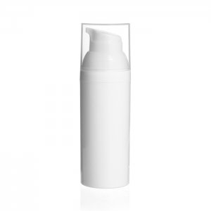 UniAirless dispenser MEZZO round 50 ml